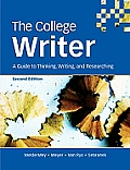 College Writer -text Only (Cloth) (2ND 07 - Old Edition)