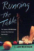 Running the Table The Legend of Kid Delicious the Last Great American Pool Hustler
