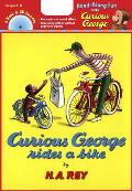Curious George Rides a Bike [With CD (Audio)]