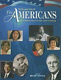 McDougal Littell the Americans: Student Edition Grades 9-12 Reconstruction to the 21st Century 2007