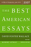 The Best American Essays (Best American Essays) 2007 Cover