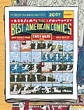 The Best American Comics 2007  Cover