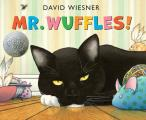 Mr. Wuffles! Cover