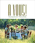 A Vous!: Text with In-Text Audio CD