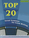 Top 20 : Great Grammar for Great Writing (2ND 08 Edition)