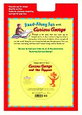 Curious George and the Puppies with CD (Audio) (Curious George) Cover