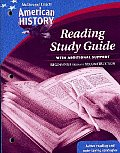 American History, Grades 6-8 Beginnings Through Reconstruction Reading Study Guide