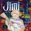 Jimi: Sounds Like a Rainbow: A Story of the Young Jimi Hendrix Cover