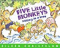 Five Little Monkeys Sitting in a Tree [With Audio CD]