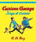 Curious George Jorge El Curioso Bilingual