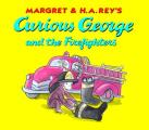 Curious George & Firefighters Lap