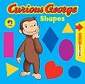Curious George Shapes A Slide & Peek Book