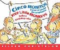 Cinco Monitos Hacen Un Pastel de Cumpleanos Five Little Monkeys Bake a Birthday Cake