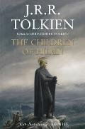 The Children of Hurin Cover