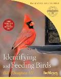 Peterson Field Guides/Bird Watcher's Digest Backyard Bird Guides #01: Identifying and Feeding Birds