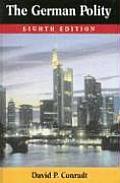 Conradt German Polity Eighth Edition