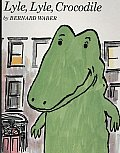 Lyle, Lyle, Crocodile [With Book]