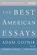 The Best American Essays (Best American Essays) Cover