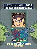 Best American Comics 2009
