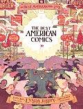 Best American Comics 2008