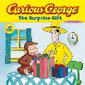 Curious George: The Surprise Gift (Curious George) Cover