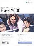 Excel 2000: Basic, Student Manual