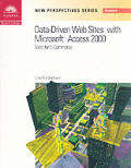 Data Driven Websites
