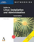 Guide To Linux Installation & Administration 2ND Edition Cover