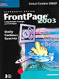 Microsoft FrontPage 2003: Comprehensive Concepts and Techniques