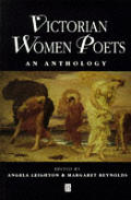 Victorian Women Poets An Anthology