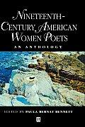 Nineteenth Century American Women Poets: An Anthology