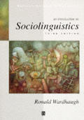 Introduction To Sociolinguistics 3RD Edition