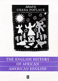 The English History of African American English