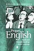 Proper English (Language Library) Cover