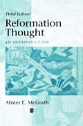 Reformation Thought