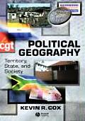 Political Geography : Territory, State, and Society (02 Edition) Cover