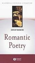 Romantic Poetry (Blackwell Essential Literature) Cover