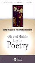 Old and Middle English : Poetry (02 Edition)
