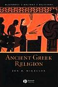 Ancient Greek Religion Cover