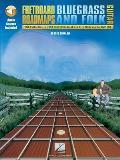 Fretboard Roadmaps-bluegrass and Folk Guitar