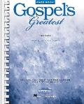 Gospel's Greatest: 450 of the Greatest Gospel Songs Ever (Fake Books) Cover