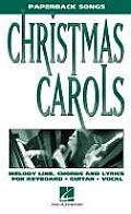 Christmas Carols (Paperback Songs)