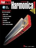 Fast Track Harmonica Method: Book 1, for Diatonic Harmonica with CD (Audio) (Fast Track)