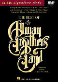 The Best of the Allman Brothers Band (Guitar Signature Licks)