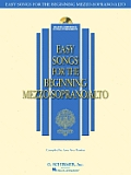 Easy Songs for the Beginning Mezzo-Soprano/Alto [With CD] (Easy Songs for Beginning Singers)