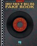 Early Rock 'n' Roll Era Fake Book (Fake Books)