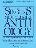 Singers Musical Theatre Anthology Mezzo Soprano Belter Volume 2