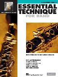 Essential Technique for Band - Intermediate to Advanced Studies: BB Clarinet