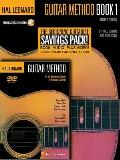 Hal Leonard Guitar Method Beginner's Pack: Book 1/CD and DVD Pack [With CD and DVD]