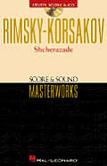 Rimsky-Korsakov: Sheherazade with CD (Audio) (Score & Sound Masterworks)